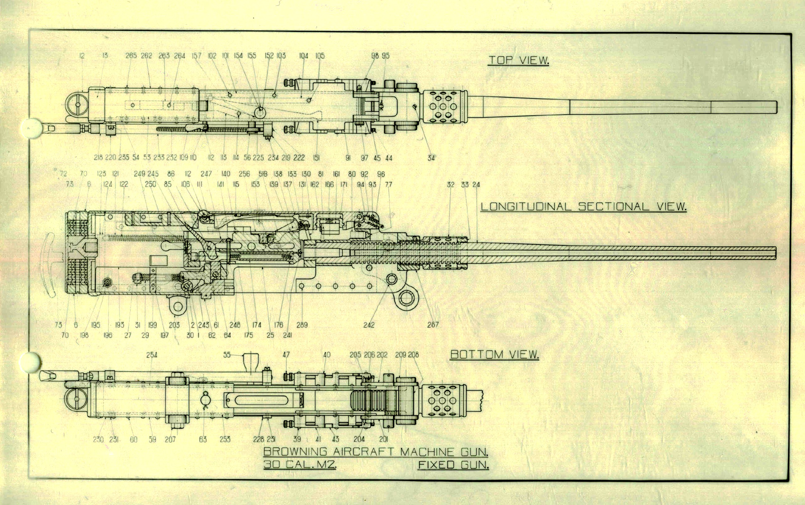 Gun Engineering Drawings And Engineering Division