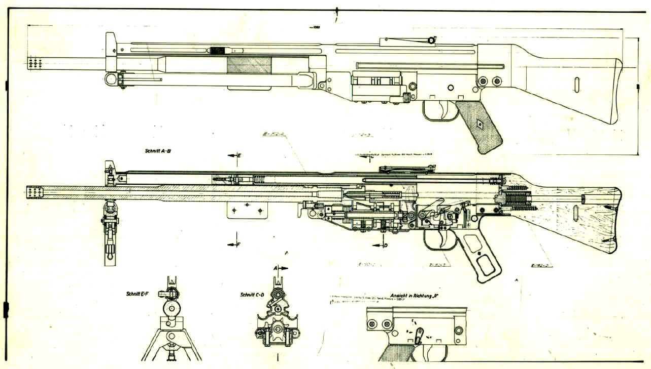 Gun schematic cetme wire center springfield armory museum archival item record rh ww3 rediscov com colt m4 schematic diagram sks schematics and parts list publicscrutiny Choice Image